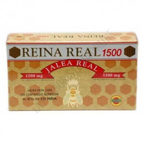 REINA REAL 1500. GELEA REIAL. ROBIS.