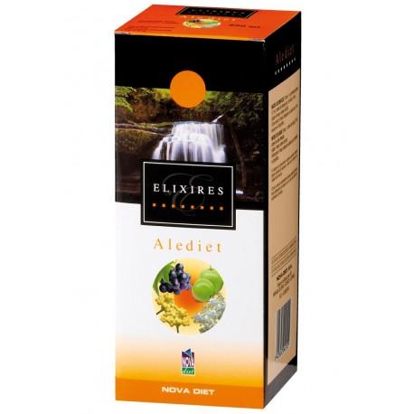 ALEDIET. XAROP. ELIXIRES NOVA DIET. 250 ml.