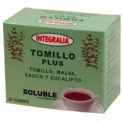 Tomillo Plus Soluble Farigola Integralia 20 sobres