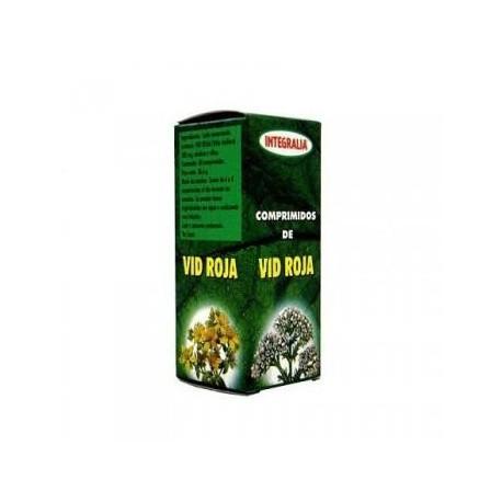 VINYA ROJA. INTEGRALIA. 60 comprimits de 500 mg.