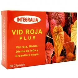 Vid Roja Plus Integralia 60 cápsulas