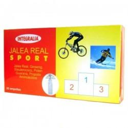 Gelea Reial Sport Integralia 20 vials