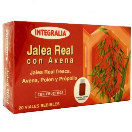 JALEA CON AVENA AMPOLLAS INTEGRALIA