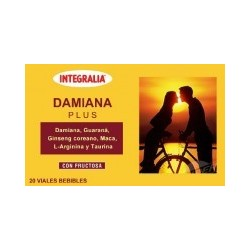 Damiana Plus Integralia 20 vials