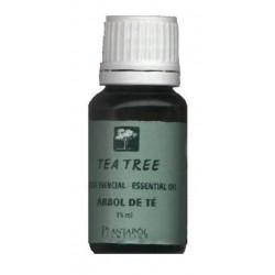 Árbol del Té Tea Tree Aceite esencial Plantapol 15 ml.