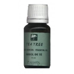 Arbre del Te Tea Tree Oli essencial Plantapol 15 ml.