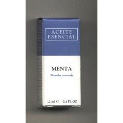 Menta Menta Arvensis Oli Essencial Plantapol 12 ml.