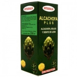ALCACHOFA PLUS. INTEGRALIA. Jarabe 250 ml.