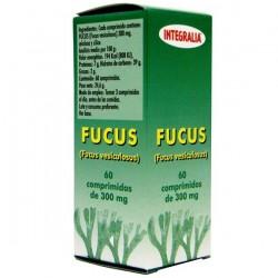 Fucus Integralia 60 comprimidos de 300 mg.
