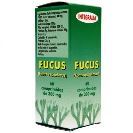 FUCUS. INTEGRALIA. 60 comprimidos de 300 mg.