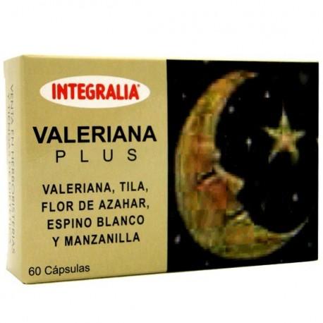 VALERIANA PLUS. INTEGRALIA. 60 càpsules.