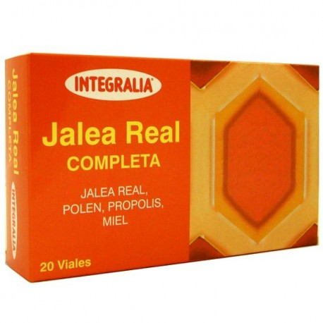 GELEA REIAL COMPLETA. INTEGRALIA. 20 vials.