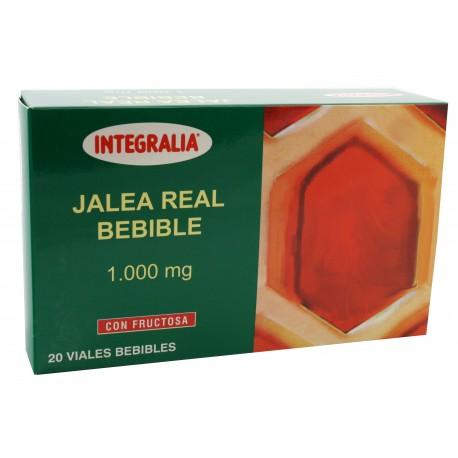 JALEA REAL BEBIBLE. INTEGRALIA. 20 viales.