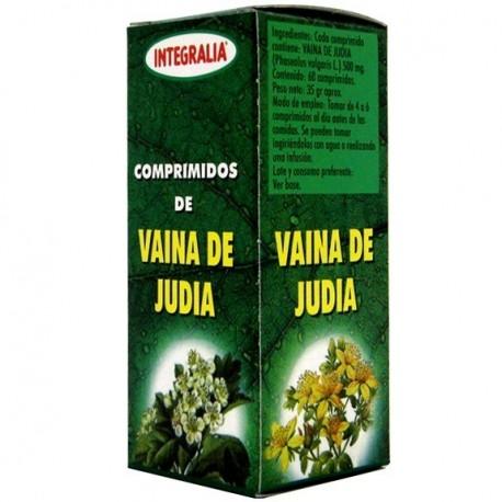 VAINA DE JUDÍA. INTEGRALIA. 60 comprimidos de 500 mg.
