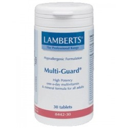 MULTI-GUARD. LAMBERTS. 30 pastilles.
