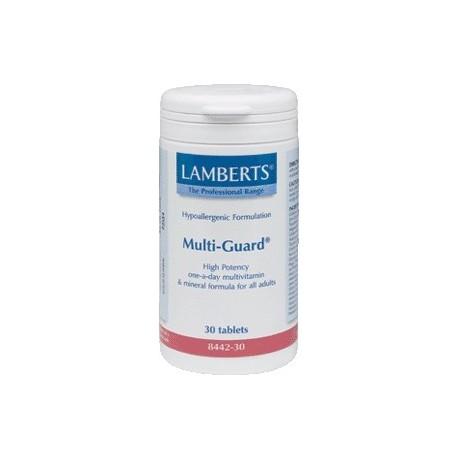 MULTI-GUARD. LAMBERTS. 30 tabletas.