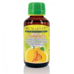 Aceite de pepita de calabaza Marnys 125 ml.