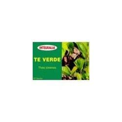 Te Verde Integralia 60 cápsulas De 500 mg.