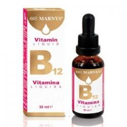 Vitamina B12 Líquida Marnys 30 ml.