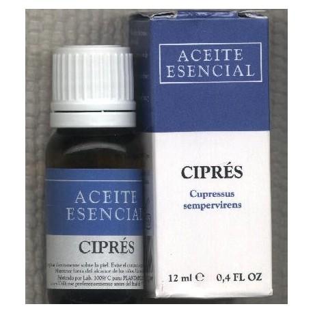 CIPRÉS. Cupressus sempervirens. Aceite esencial. PLANTAPOL. 12 ml.