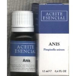 Anis (Pimpinella anisum) Aceite esencial Plantapol 12 ml.
