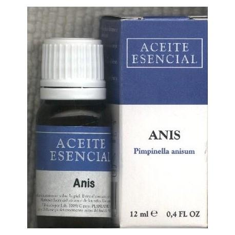 ANIS. Pimpinella anisum. Aceite esencial. PLANTAPOL. 12 ml.