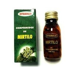 MIRTIL. INTEGRALIA. 60 comprimits. 37 g.