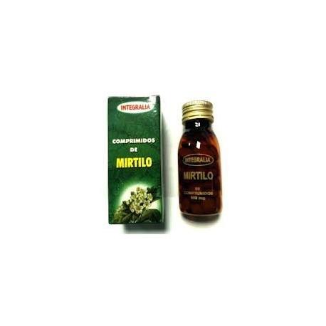 MIRTILO. INTEGRALIA. 60 comprimidos. 37 g.