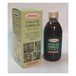 Cola de caballo Plus Integralia jarabe de 250 ml.