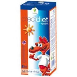 Crecidiet Appétit Multivitamínico Novadiet 250 ml.