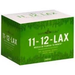 11 - 12 LAX amb sen, càrvi, regalèssia, menta i malva Dimefar 25 sobres