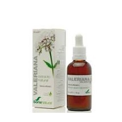 Valeriana officinalis L. Soria Natural Extracte 50 ml.