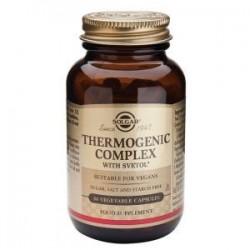 THERMOGENIC COMPLEX CON SVETOL SOLGAR 60 cápsulas