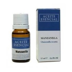 Oli Essencial de Camamilla Chamomilla Recutita Plantapol 12 ml.