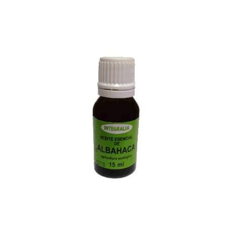 OLI ESSENCIAL D' ALFÀBREGA - Ocimum basilicum L. - INTEGRALIA 15 ml.