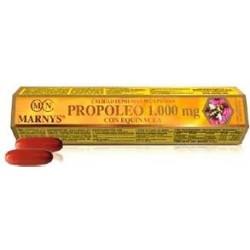 Propóleo 1.000 Mg. Con Equinácea Marnys 30 cápsulas
