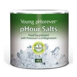 PHOUR SALTS YOUNG PH OREVER ALKALINE CARE 450 g.