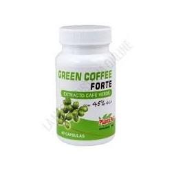 Green Coffee Forte Extracte ce café verd Plantapol 60 càpsules