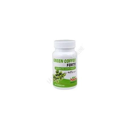 GREEN COFFE FORTE EXTRACTO DE CAFÉ VERDE PLANTAPOL 60 cápsulas