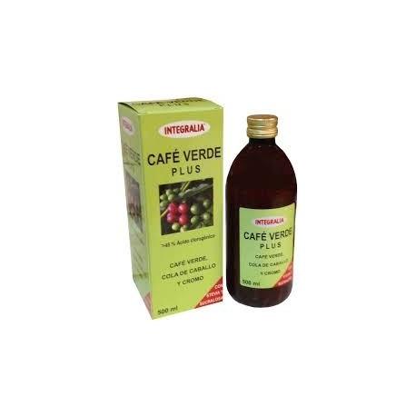CAFÉ VERD PLUS INTEGRALIA 500 ML.