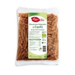 Macarrones de espelta Bio El Granero Integral 500 g.