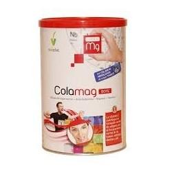 Colamag colágeno marino + ácido hialurónico + magnesio + vitamina C Novadiet bote 360 g.