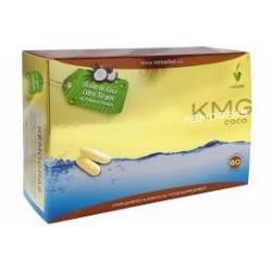 Kemogras Aceite De Coco Extra Virgen Novadiet 60 cápsulas blandas