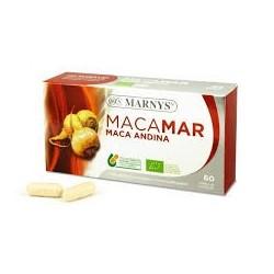 Macamar Maca andina Bio Marnys 60 càpsules