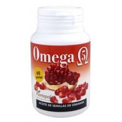 Omega 5 Aceite semillas de Granada Plantapol 60 perlas