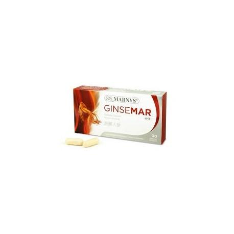 GINSEMAR PANAX GINSENG COREÀ MARNYS 30 càpsules x 500 mg.