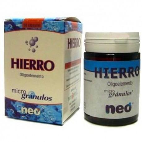 HIERRO NEO 50 cápsulas