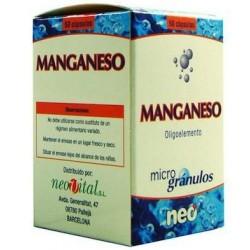 Manganeso Neo 50 cápsulas
