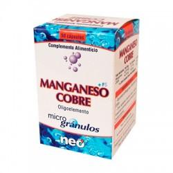 Manganès-Coure Neo 50 càpsules