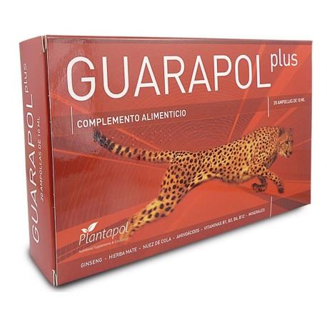 GUARAPOL PLUS COMPLEMENTO ALIMENTICIO - PLANTAPOL
